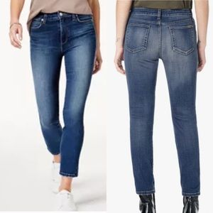 Joe's Jeans High Rise Straight Ankle Jeans Size 28
